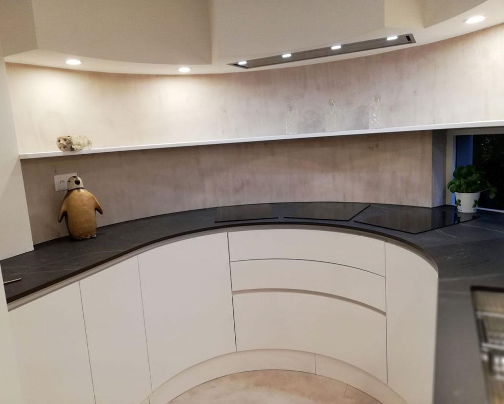 Top rivestimento cucine su misura - Varese - Lavena graniti